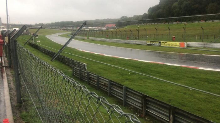 Wet Brands Hatch GP
